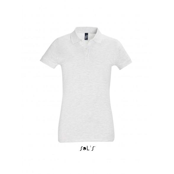 Polo Pique mujer manga corta PERFECT / Polos Personalizados Sols