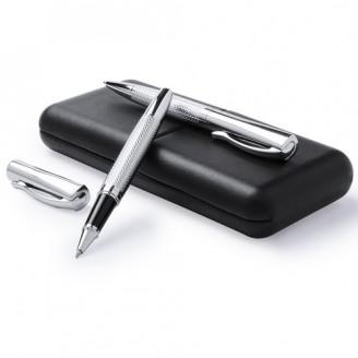 Set bolígrafo y roller...