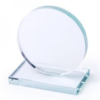 Placa Conmemorativa Conil / Trofeos de Cristal Personaliizados Baratos