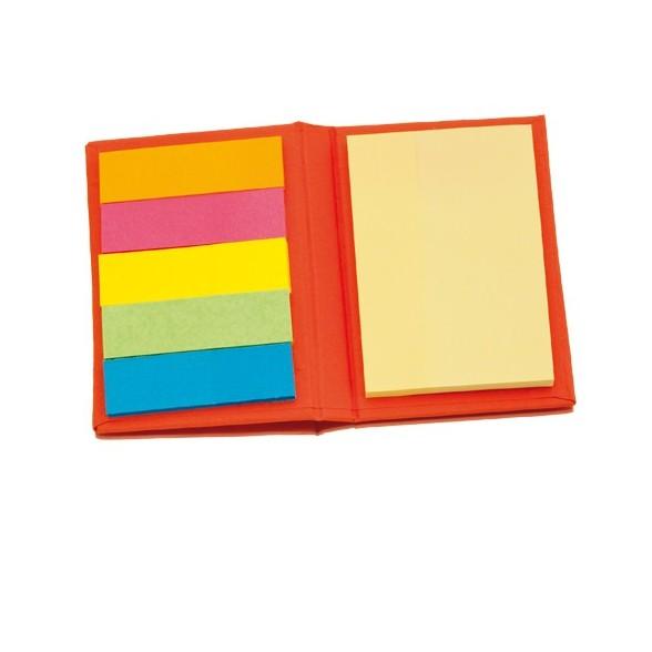 Bloc notas adhesivas publicitario Thaft / Bloc Notas Personalizados