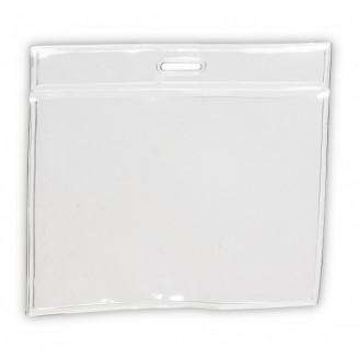 Porta identificacion transparente 11,1x10,4