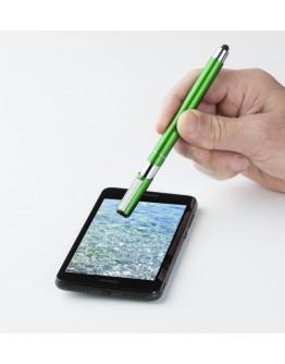 Boligrafos Touch Pen con clip metal / Punteros para Movil