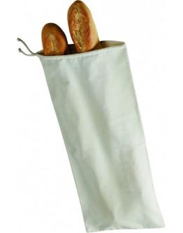 Bolsas de Pan de Tela Llanes / Bolsas de Pan Personalizadas Baratas