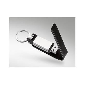 Memoria USB de piel USB 2.0 / Memorias USB Personalizadas