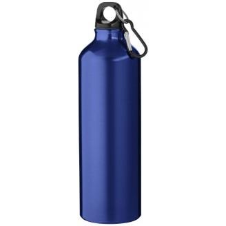 Botellas aluminio para agua de 770ml con mosqueton Foz