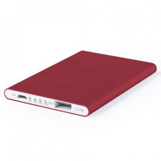 Power bank 2200mAh aluminio Ohm