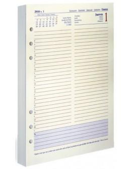 Recambio Agenda día Página 18x24 cm / Agendas Personalizadas Empresa
