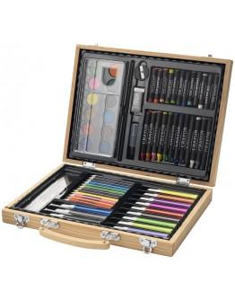 Set para colorear de 67 piezas / Lapices de colores para promociones