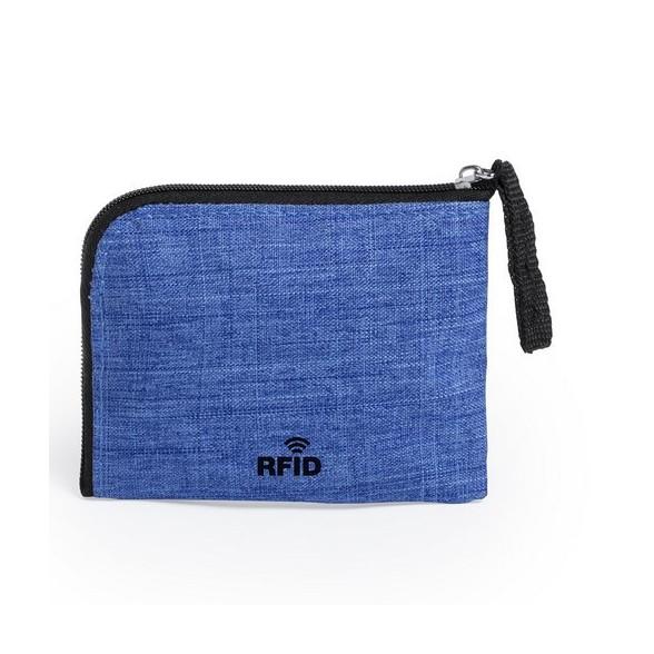 Tarjetero RFID Monedero Lincoln / Tarjeteros RFID Personalizados