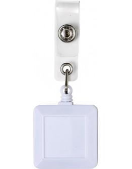 Porta Identificador Extensible Vichy / Porta Acreditaciones Personalizados