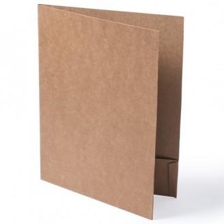Carpeta cartón reciclado Dijon