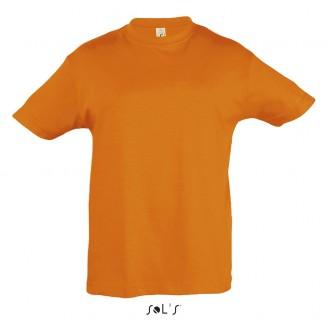 Camisetas personalizadas niño Sol's Regent / Camisetas publicitarias
