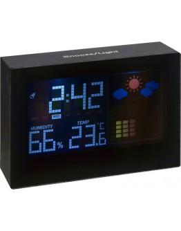 Estacion Meteorológica con Reloj Boe / Estaciones Meteorológicas Baratas