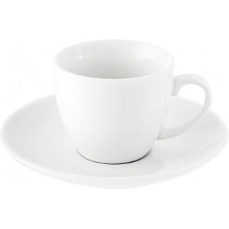 Taza de café de porcelana Dole