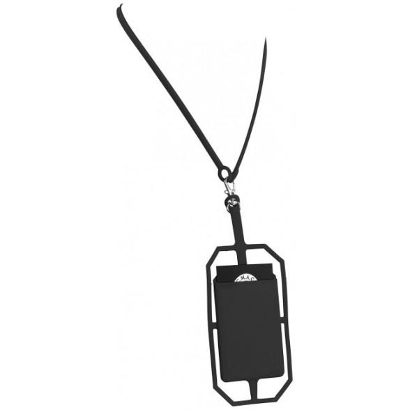 Portatarjetas RFID Lisle / Porta Tarjetas Personalizadas Baratas