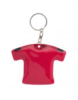 Llavero publicitario forma camiseta / Llaveros Personalizados Baratos