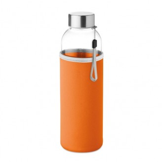Botellas Deportivas Cristal Glass / Botellas Gimnasio Personalizadas