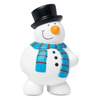 Muñeco de nieve anti-stress PU