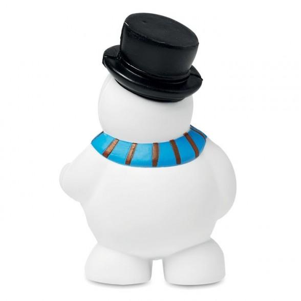 Muñeco de Nieve Anti-Stress PU / Regalos Publicitarios Navideños