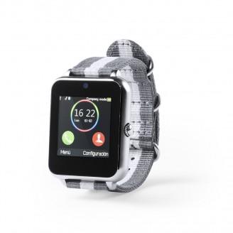 Reloj inteligente correa poliéster con Bluetooth Chelder