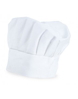 Gorro chef Delia / Gorros Cocinero Personalizados Baratos