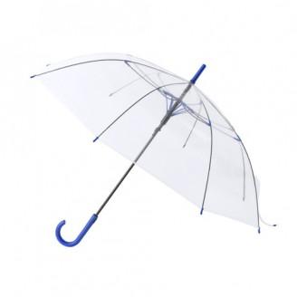 Paraguas anti tormenta transparente Maïa