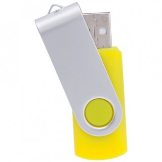 Memoria USB barata giratoria de 16Gb / Memorias USB Personalizadas