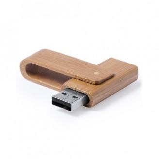 Memoria USB de madera bambú 16GB