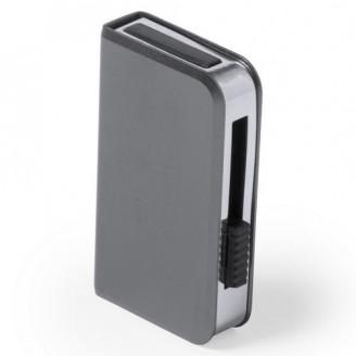 Pendrive 8Gb Retráctil Aluminio / USB Personalizados Baratos
