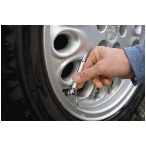 Medidor presión neumáticos - Accesorios Coche Personalizados