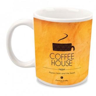 Taza Personalizada Sublimación Coffee / Tazas Publicitarias