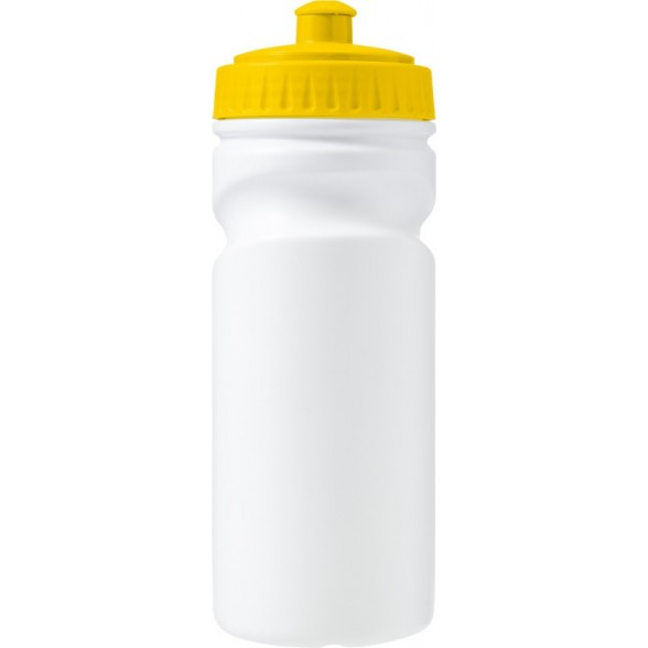 Botella Gimnasio 500 ml reciclable HDPE / Botellas de agua Deportivas