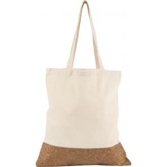 Tote bag de algodon y corcho / Bolsas de Tela Personalizadas