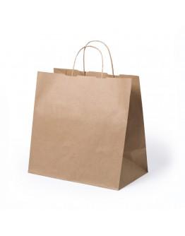 Bolsa papel personalizadas 30x29x18 / Bolsas Compra Personalizadas
