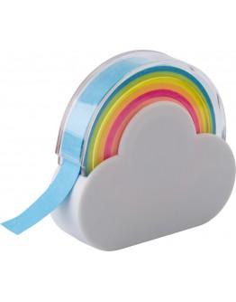Cinta para marcar dispensador Nube / Articulos Publicitarios Oficina