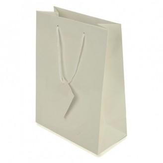 Bolsa regalo papel 30x22x11cm / Bolsas Papel Personalizadas