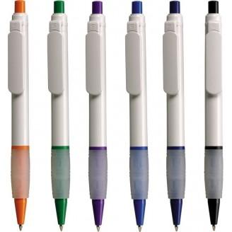 Bolígrafo publicitario plástico Hallo Grip