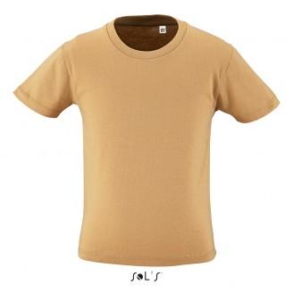 Camiseta Algodon Orgánico niño Organic Kids / Camisetas Publicitarias