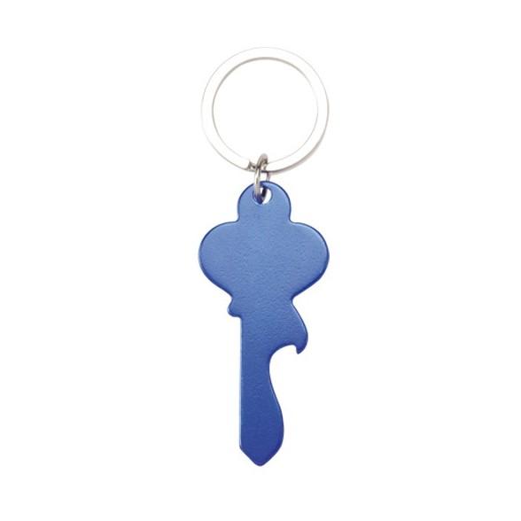 Llavero abridor de aluminio Key / Llaveros Publicitarios Abrebotellas