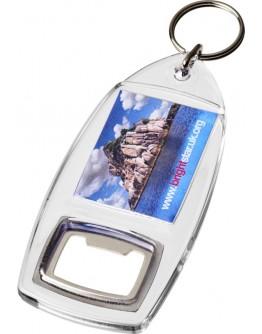 Llavero Abridor Transparente Impresión Digital / Llaveros Abrebotellas