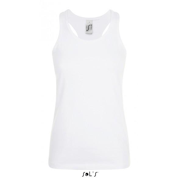 Camiseta Tirantes personalizadas Justin / Camisetas Personalizadas SOLS