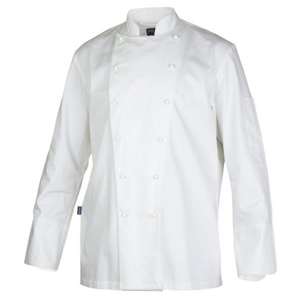 Chaqueta modelo clásico  chef