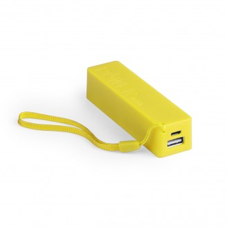 Power Bank Dras 2000 mAh publicitarios / Power Bank Personalizados