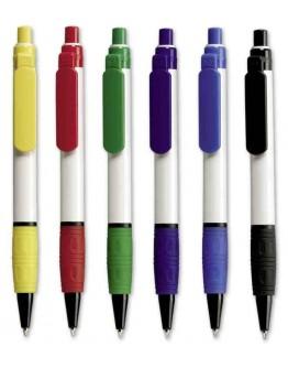 Bolígrafos publicitarios HALLO Grip Color / Bolígrafos Promocionales