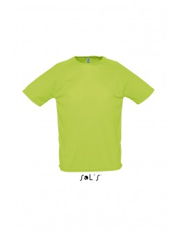 Camiseta Deporte transpirable Sporty / Camisetas Tecnicas Personalizadas