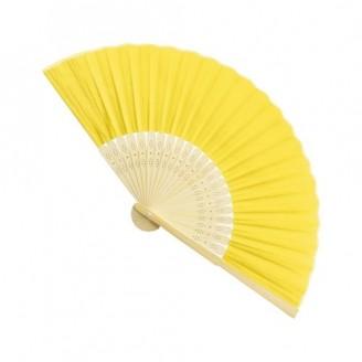 Abanico de Bambú 23 Varillas / Abanicos Personalizados para Bodas
