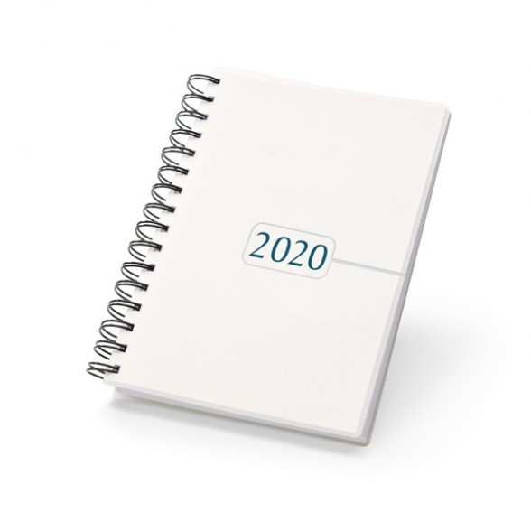 Agenda 2020 Flexible DinA5 para empresas / Agendas Personalizadas