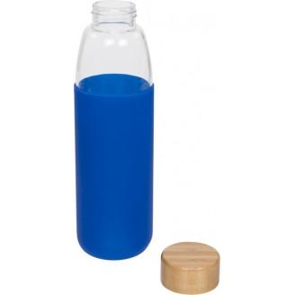 Botella agua deportiva tapón maderav 540 ml