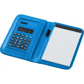 Bloc Notas Midas A6 con Calculadora