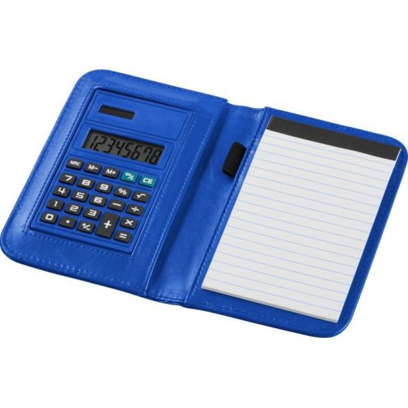 Bloc Notas Midas A6 con Calculadora  / Carpetas Portafolios